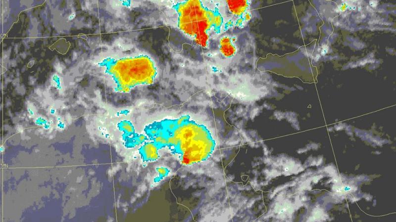 نشرة متابعة: أمطار رعدية في هذه الولايات والكميات تناهز الـ120 مم