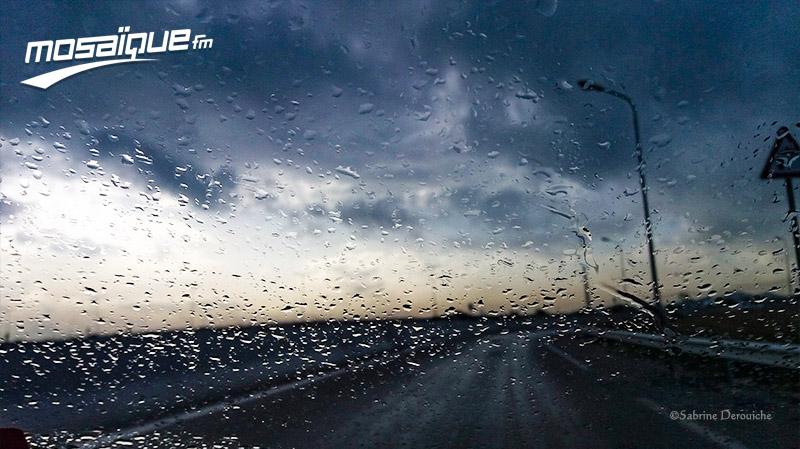 تواصلالتقلبات الجوية والأمطارالغزيرة بأغلب مناطق البلاد