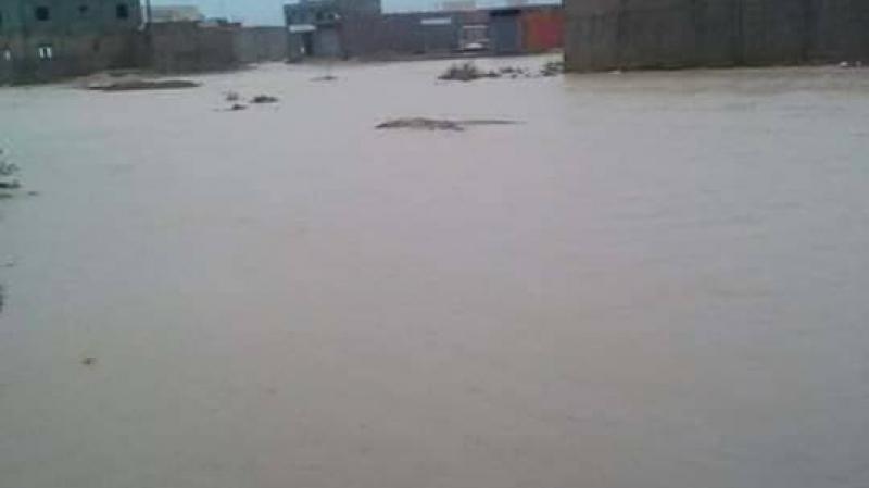 مياه الأمطار تتسرب لعدد من المنازل بمدينة جندوبة