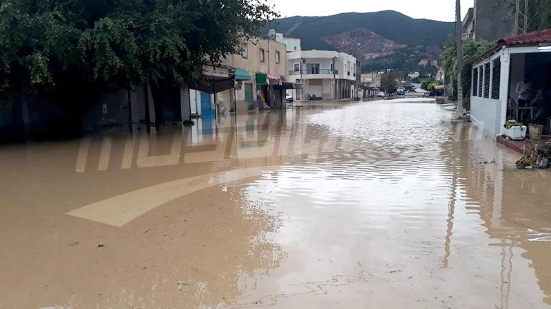 الحماية المدنية: 4 حالات وفاة ومفقودان في الأمطار الأخيرة