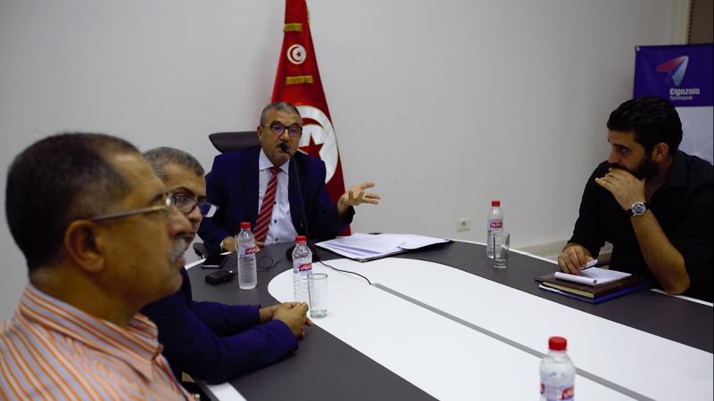 رئيس بلدية رواد يطلق صيحة فزع ازاء الوضع الكارثي بالمنطقة