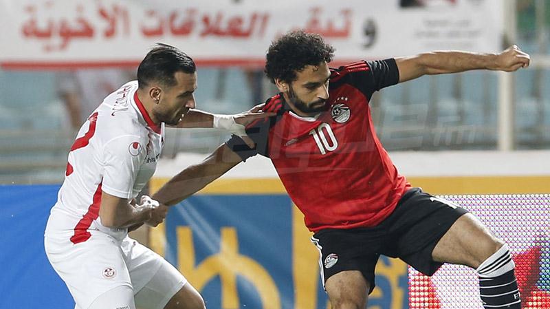 تونس ومصر في برج العرب يوم 16 نوفمبر