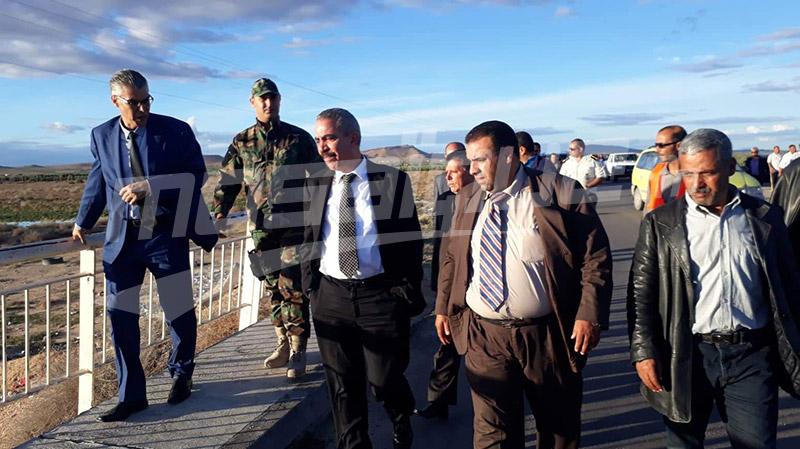 وزير التجهيز: قريبا الانطلاق في إصلاح الأضرار بـ20 منشأة مائية