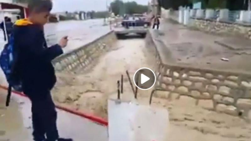 زغوان: جهاد الذي دفعه صديقه في الوادي..تم إنقاذه بمعجزة!