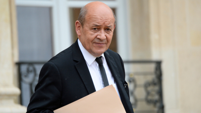 وزير الخارجية الفرنسيفيزيارة عمل إلى تونس يومي 21 و22 أكتوبر