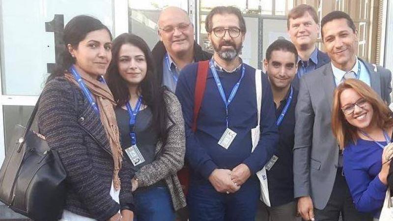 المجتمع المدني التونسييراقب الإنتخابات البلدية في بلجيكيا