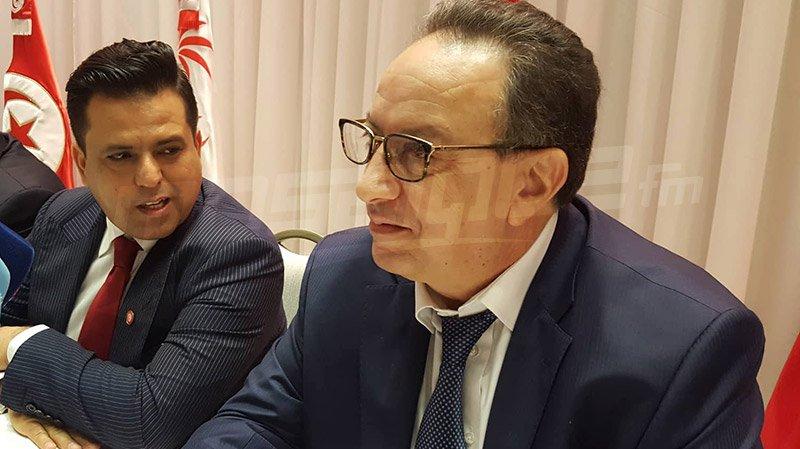 رسمي: سليم الرياحي أمين عام نداء تونس