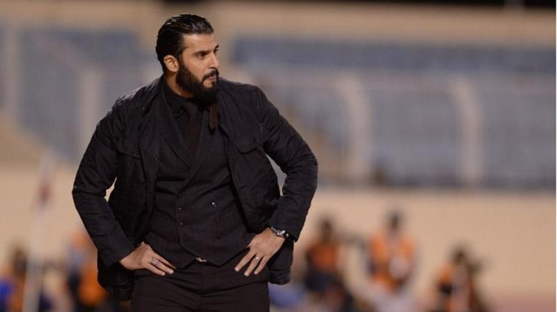 ناصيف بياوي مدرّبا لنادي المحرق البحريني