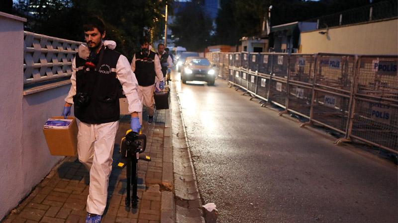 السعودية: معلومات السلطات التركية قادت إلى حقيقة مقتل خاشقجي