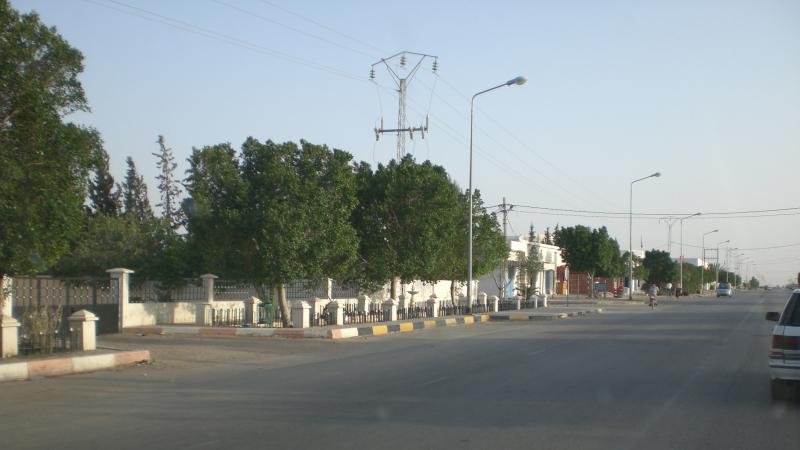 سيدي بورويس: إستئناف حركة المرور بالطريق الوطنية رقم 18