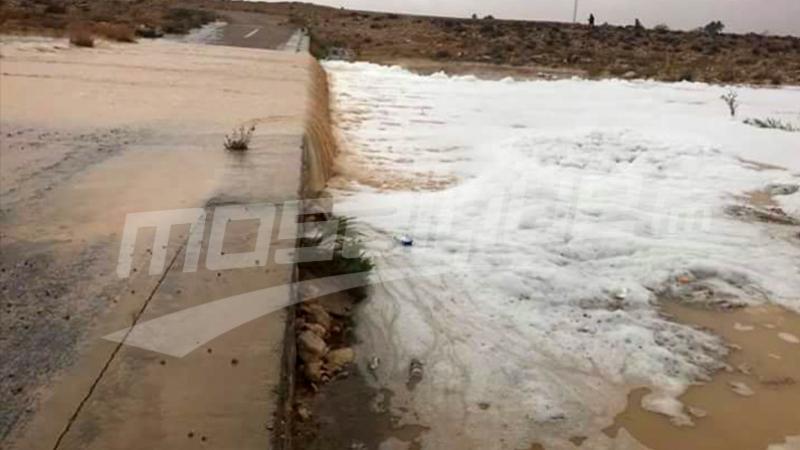 القصرين:تواصل البحث عن رجل مفقودخلال الفيضانات الأخيرة
