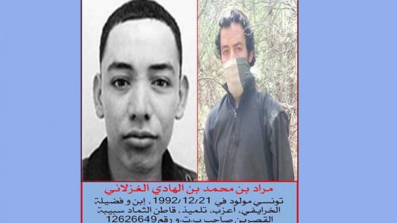 مراد الغزلانيارهابياختصفي صنع الألغام التي استهدفت امنيين وعسكريين