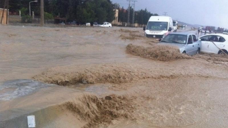 60 مليون دينار التقديرات الأولية لخسائر فيضانات ماجل بالعباس