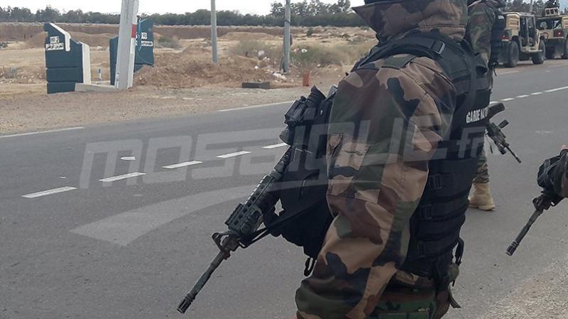 بينهم أجانب: ضبط 31 شخصا حاولوا اجتياز الحدود خلسة