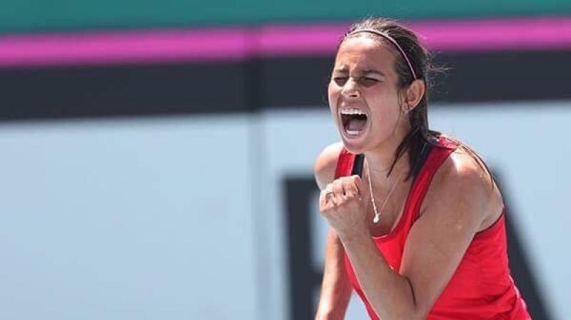 التونسية شيراز بشري تفوز بالبطولة الافريقية للتنس
