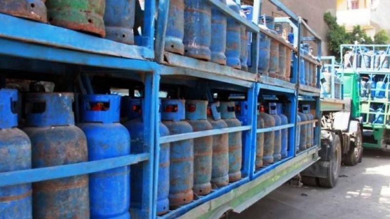 قوارير الغاز