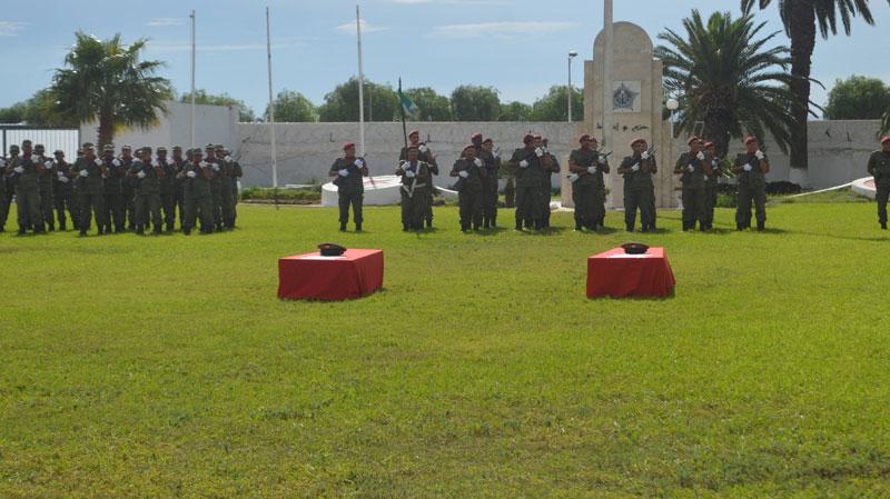 الرئيس يسند وسام الجمهورية بعد الوفاة إلى الشهيدين الزواغي والشهبي
