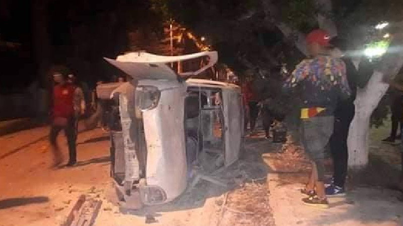 جرحى في حادث دهس وسط مدينة نابل