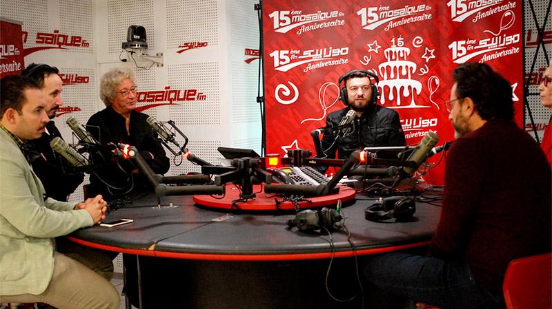 ماذا قالت درة بوشوشة والمخرج محمد بن عطية عن ايام قرطاج السينمائية؟