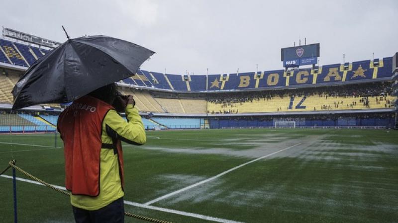 الأمطار تؤجل نهائي كوبا ليبارتادورس