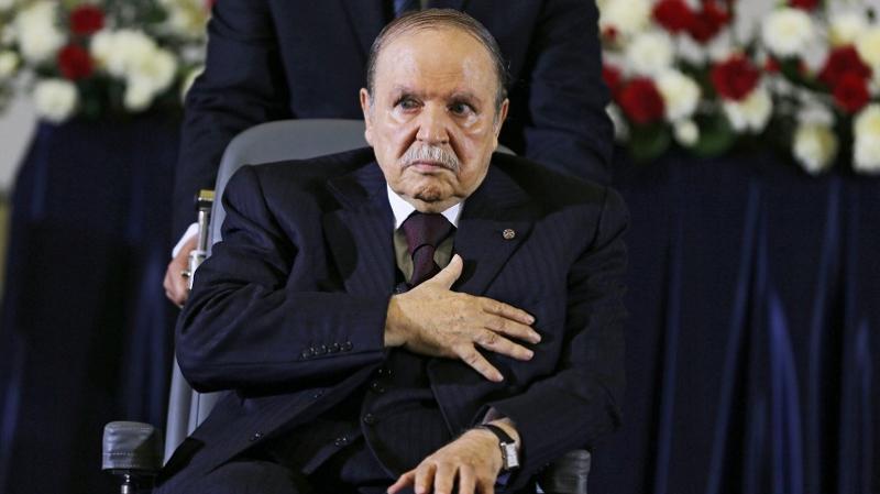 عبد العزيز بوتفليقة