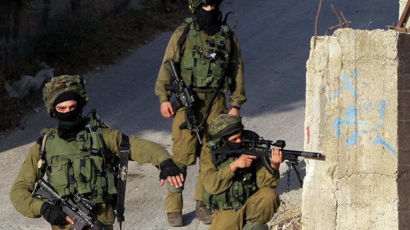استشهاد ستة فلسطينيين ومقتل ضابط اسرائيلي في مواجهات في غزّة