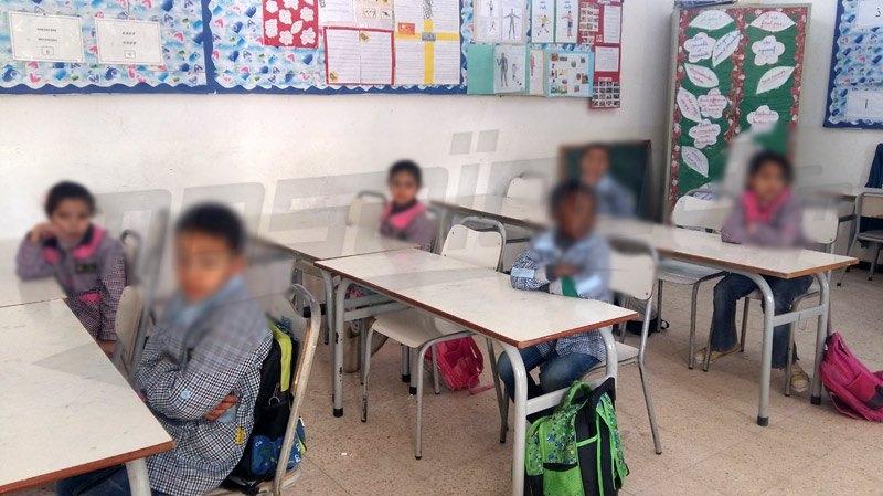 تطاوين : توقفجزئيللدروس بسبب احتجاجات المعلمين النواب