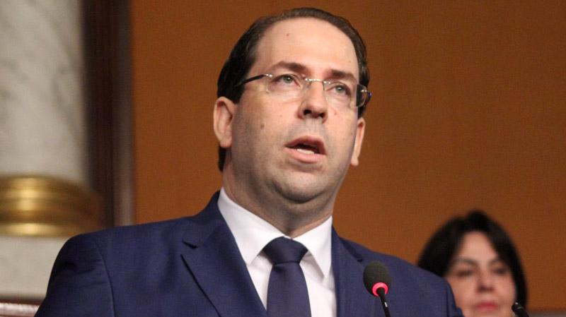 يوسف الشاهد: ''ليس هناك رئيس حكومة صالح لكل مكان وزمان''