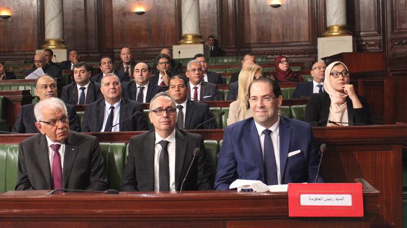 البرلمان يمنح الثقة للوزراء المقترحين