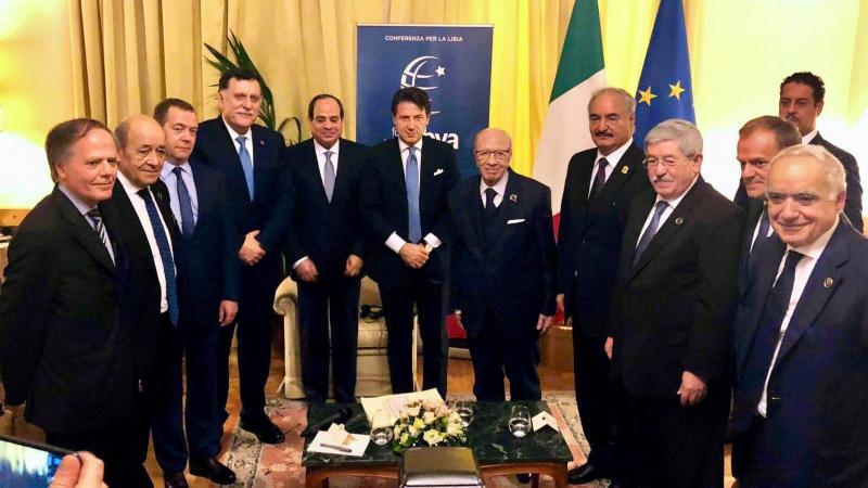 السبسي: الأمور  في ليبيا تتجه نحو الانفراج بخطى وئيدة