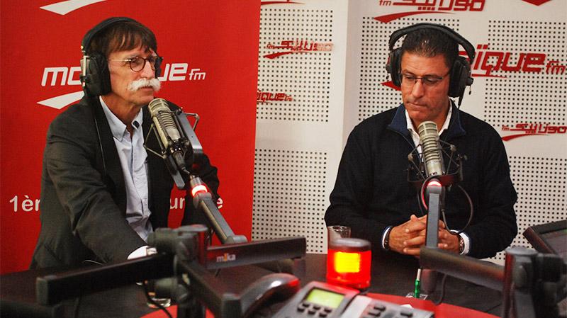 جيروم بوفيي: تشبثنا بأن تحتضن تونس المنتدى الدولي الأول للصحافة