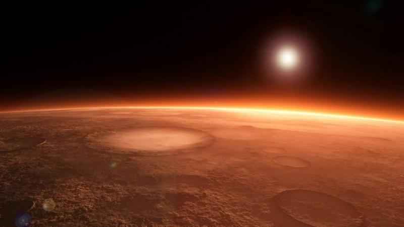 الناسا تعلن عن موعد إرسال بشر إلى المريخ