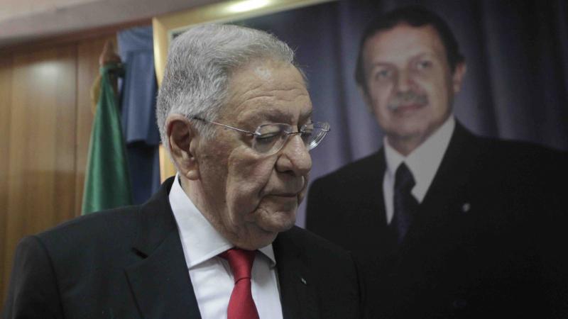 استقالة مفاجئة للأمين العام للحزب الحاكم في الجزائر
