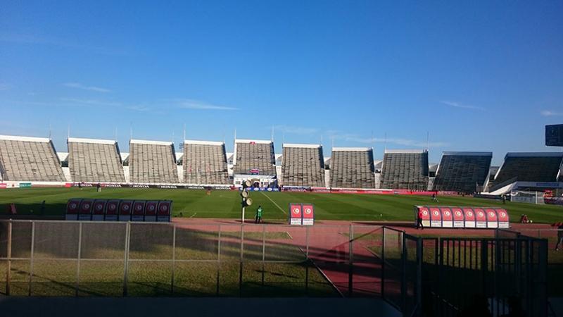 ملعب المنزه يحتضن مباراة نجم المتلوي والترجي الرياضي التونسي