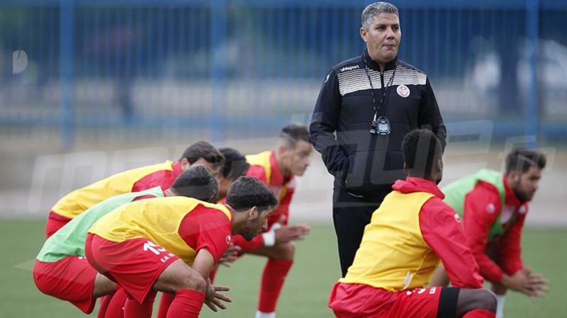 تشكيلة المنتخب الأولمبي في مواجهة مصر