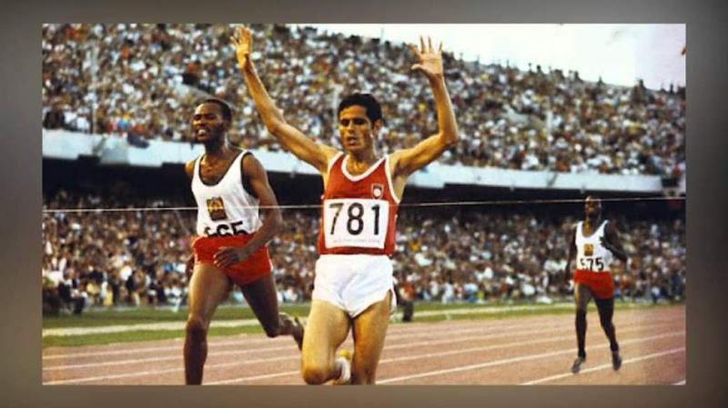 50 سنة مرّت..قصة رمز الرموز الأولمبي الذي نحت اسمه من ذهب في قلوبنا