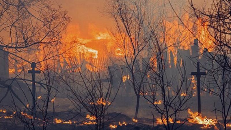 76 قتيلا في حرائق كاليفورنيا و1276 مفقودا