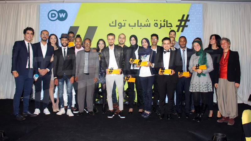 جوائز شباب توك المغاربية
