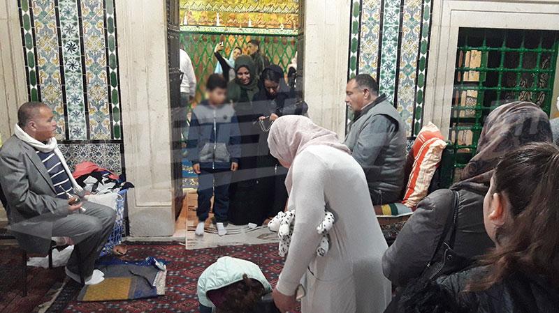 أجواء روحانية بـ ''سيدي الصحبي'' تمهيدا للإحتفال بالمولد النبوي الشريف