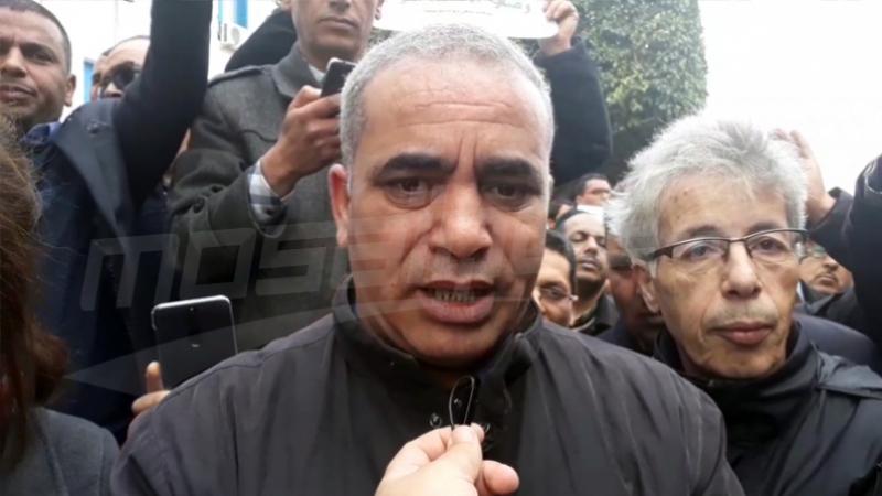 اليعقوبي:لن نسمح بالمساس بمديري المعاهد الذين استجابوا لتراتيب الإضراب