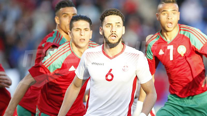 ديلان برون يتغيّب عن مباراة تونس والمغرب