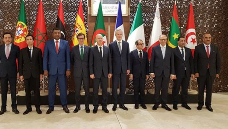 الجزائر: وزراء مالية ضفتي المتوسط يتباحثون التحديات المشتركة