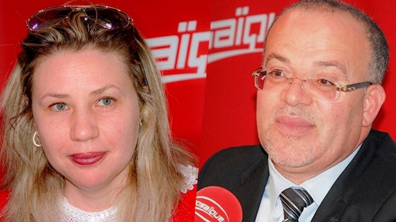 سمير ديلو وفاطمة المسدي ضيفا ميدي شو