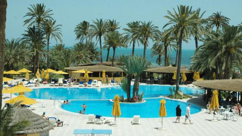 990 ألف سائح وفدوا منذ بداية السنة على المنطقة السياحية جربة-جرجيس