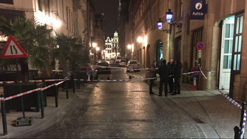 بلجيكا: تعرّض شرطي للطعن في وسط بروكسل