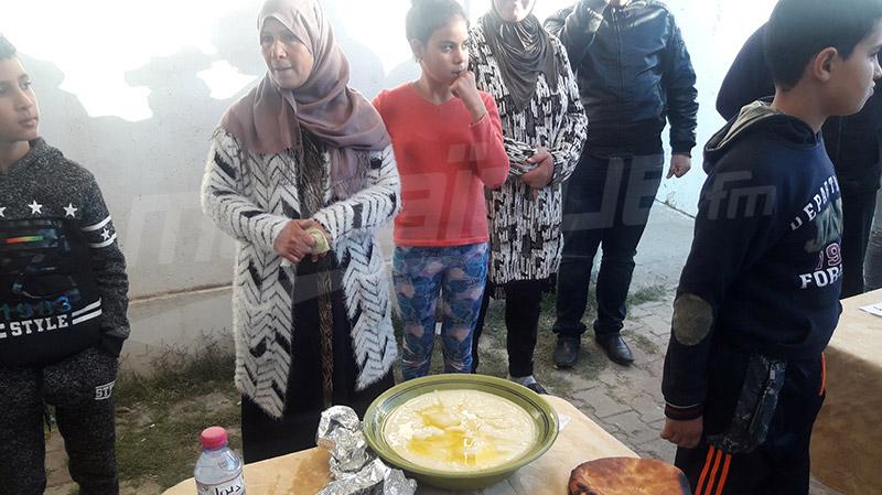 بلدية وادي مليز تنظم مسابقة في طبخ العصيدة العربي