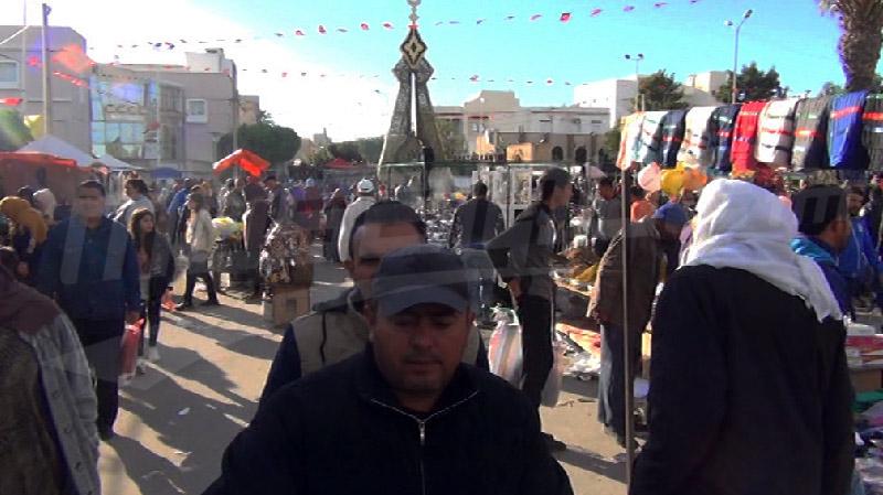 سوق سيدي الصحبي: الحركية التجارية لا تحجب بعض النقائص