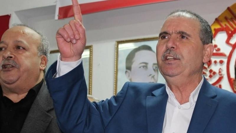 نور الدين الطبوبي:الاتحاد جبهة صامدة لا يمكن اختراقها