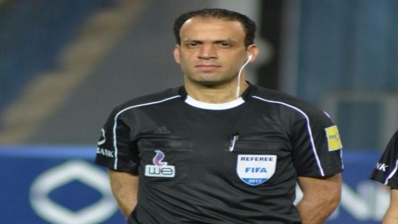 المصري محمد حنفي يدير كلاسيكو النجم والصفاقسي