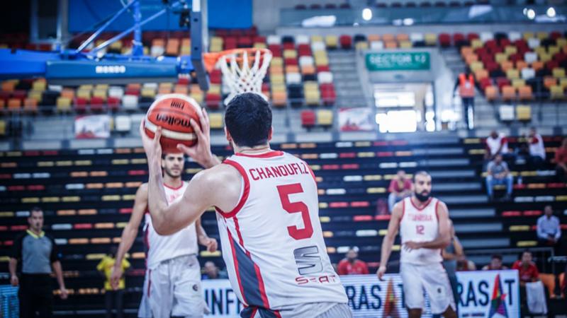 المنتخب التونسي لكرة السلة ينتصر على المغرب